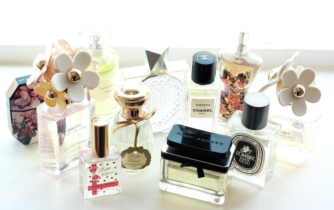 парфюмы и ароматы