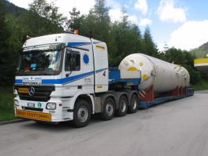 Правила перевозки негабаритных грузов автотранспортом