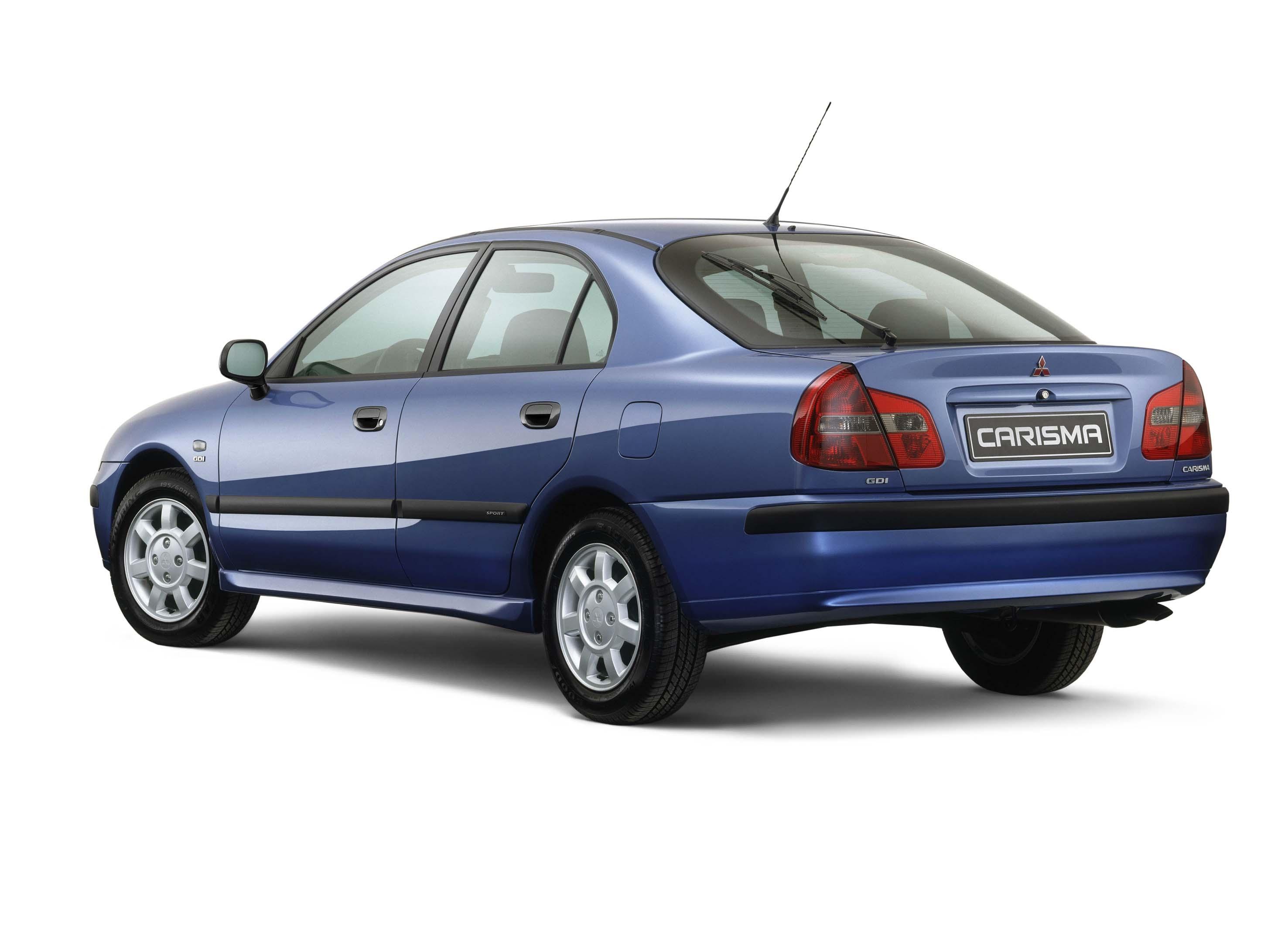 Преимущества Mitsubishi Carisma