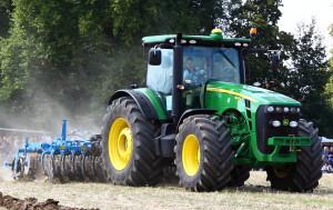 За что сельхозтехнику John Deere уважают во всем мире