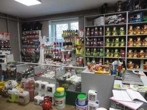 Как открыть магазин стройматериалов