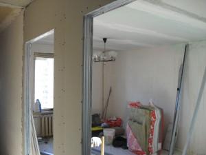 Как построить дополнительные стены?
