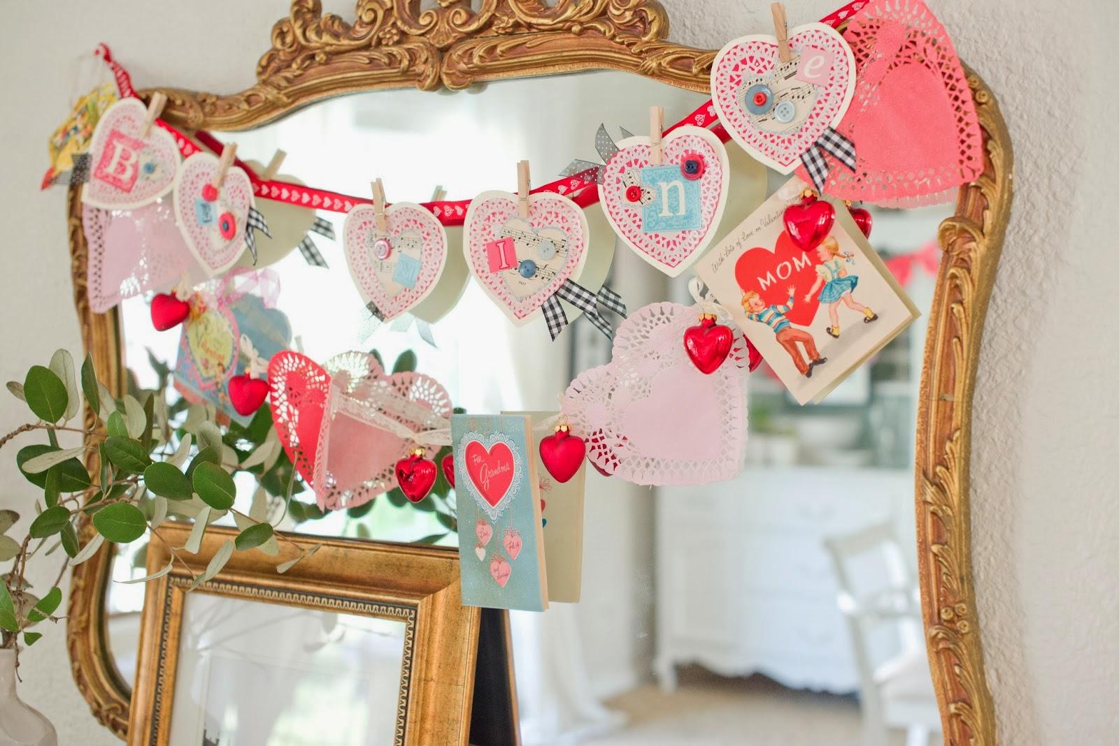 Как украсить дом ко Дню всех влюбленных – Домашний дизайн