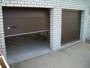 Как заказать автоматические секционные гаражные ворота