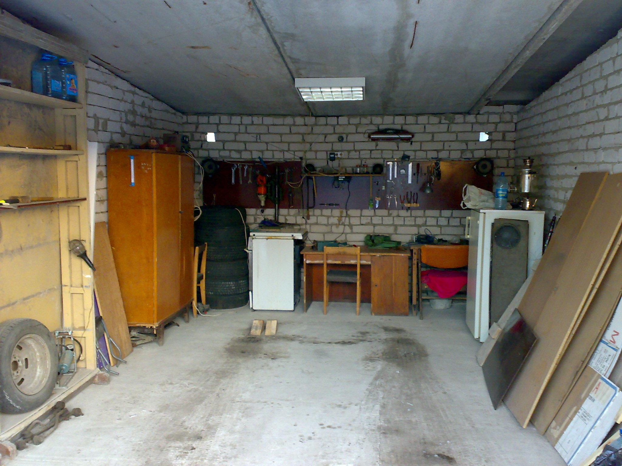 Какого размера должен быть гараж?