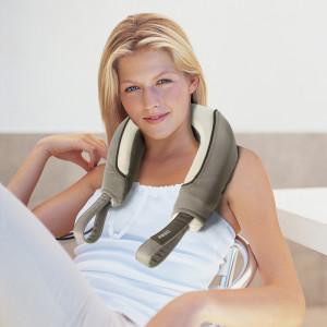 Массажеры для спины, шеи и плеч снимут последствия сидячей работы