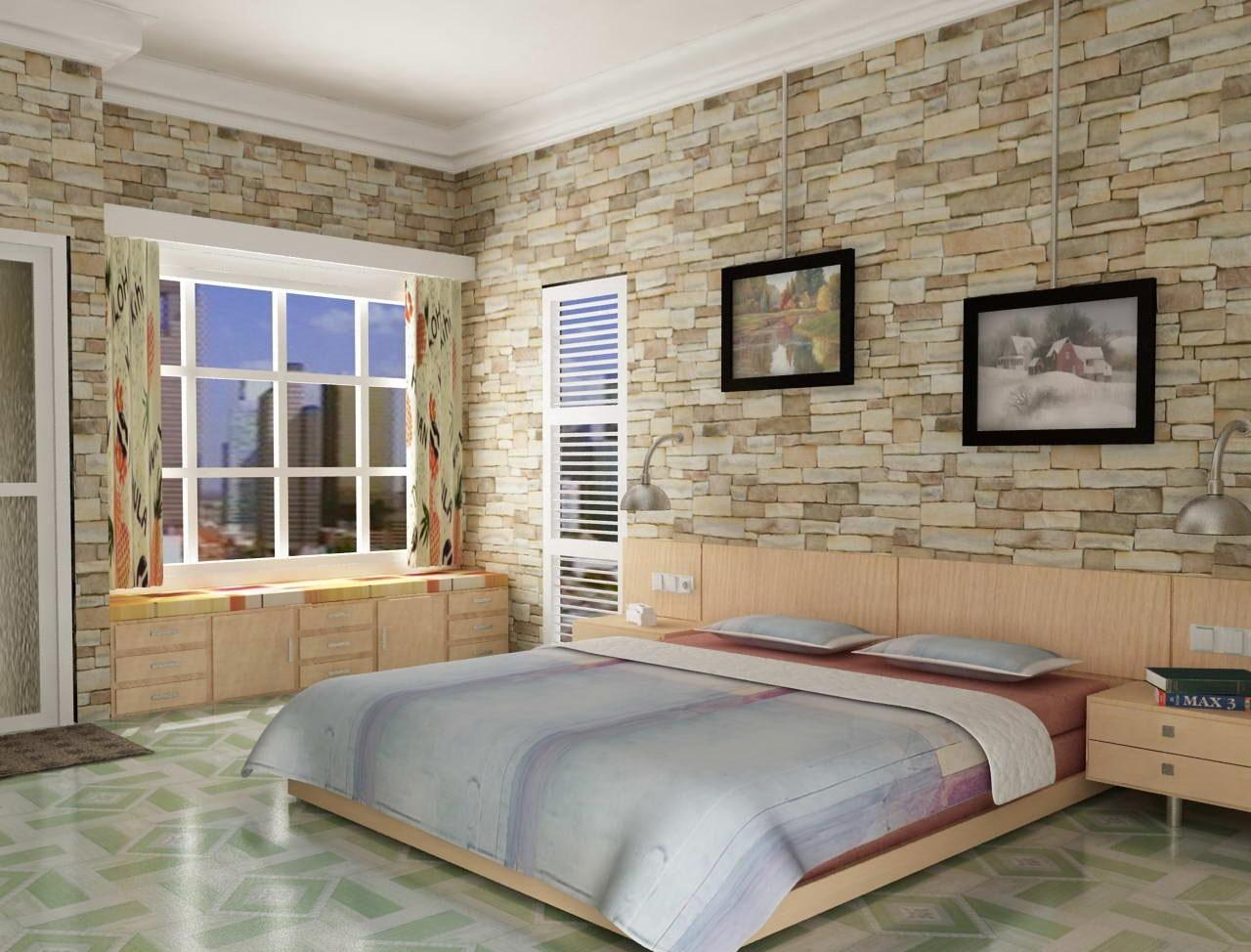 Неповторимый дизайн спальни