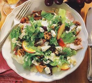 Несомненная польза салатов