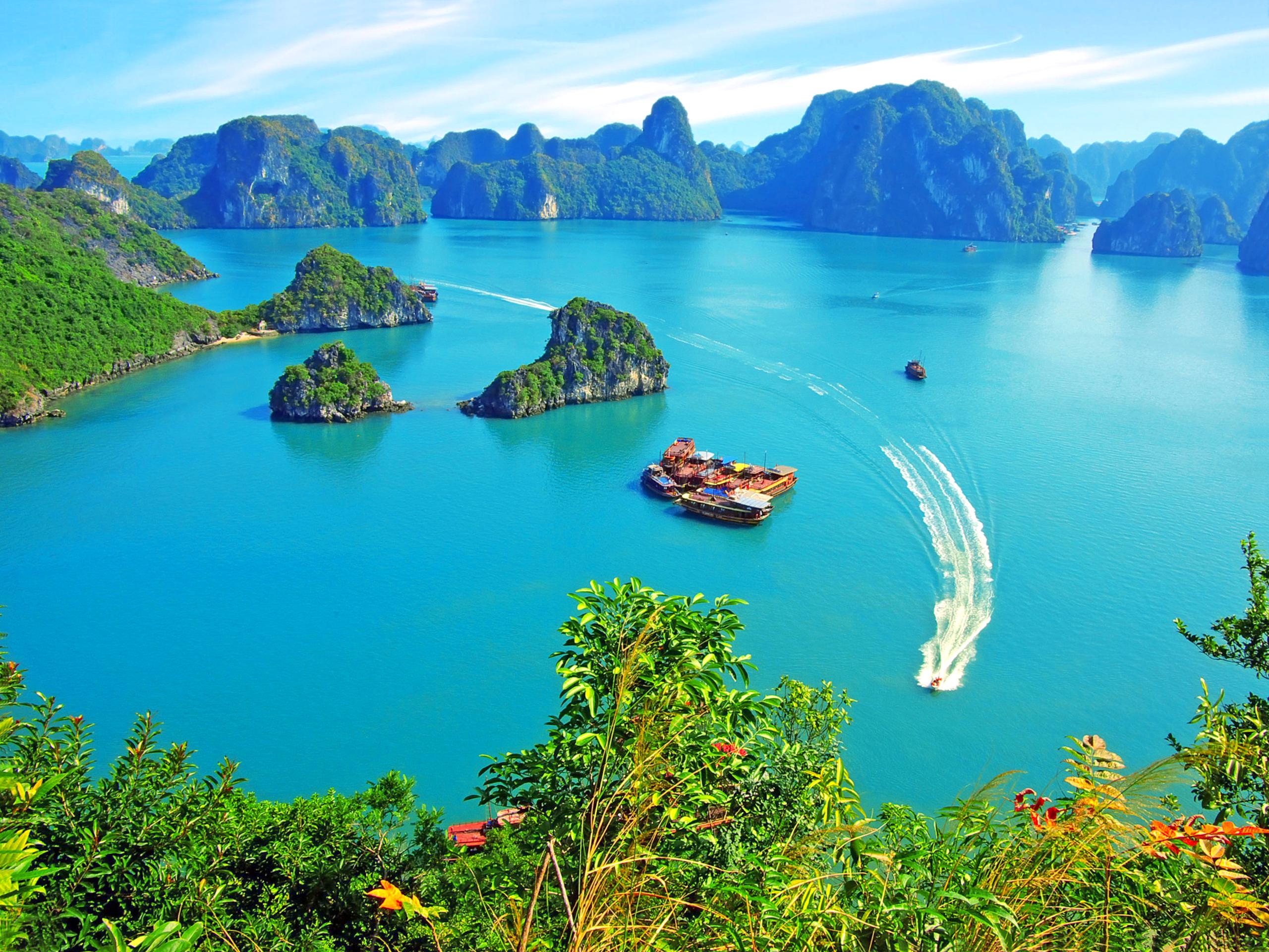 Обзор климата самых популярных курортов во Вьетнаме