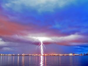 Природа молний и защита от них