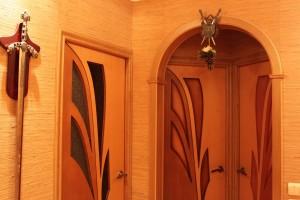 Современные двери - украшение интерьера
