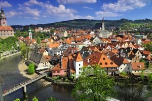 Архитектурный облик Чехии