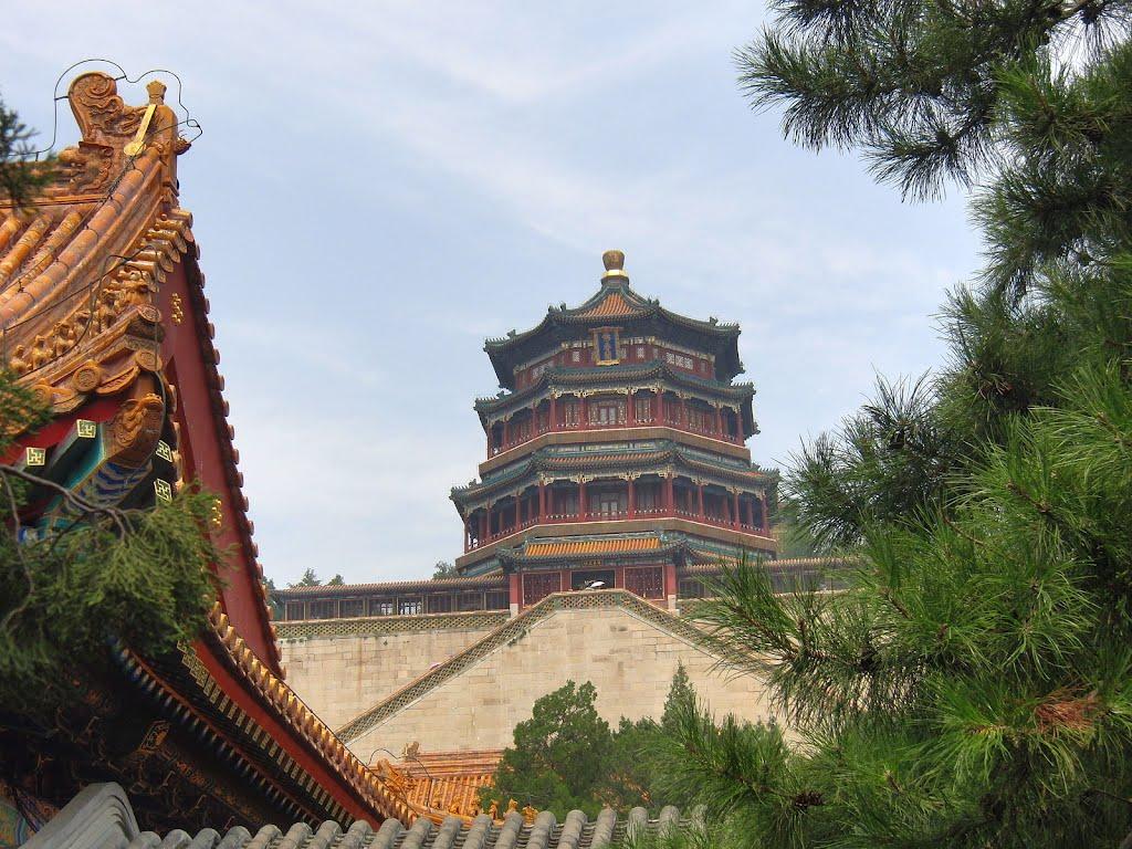 Дворец Ихэюань