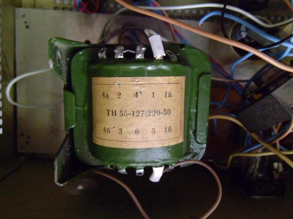 Этапы определения параметров трансформатора