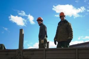 Из жизни строителей