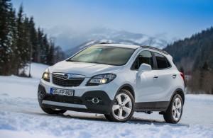 Кроссовер Opel Mokka – компактность, удобство и комфорт