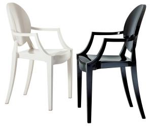Лёгкая пластиковая мебель для лёгкого отдыха