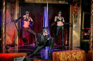 Один из лучших эротических клубов Москвы