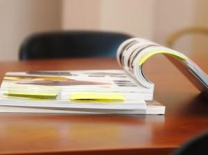 Основы печати каталога