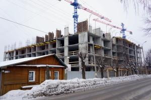 Отсутствие стандартов в строительстве жилья