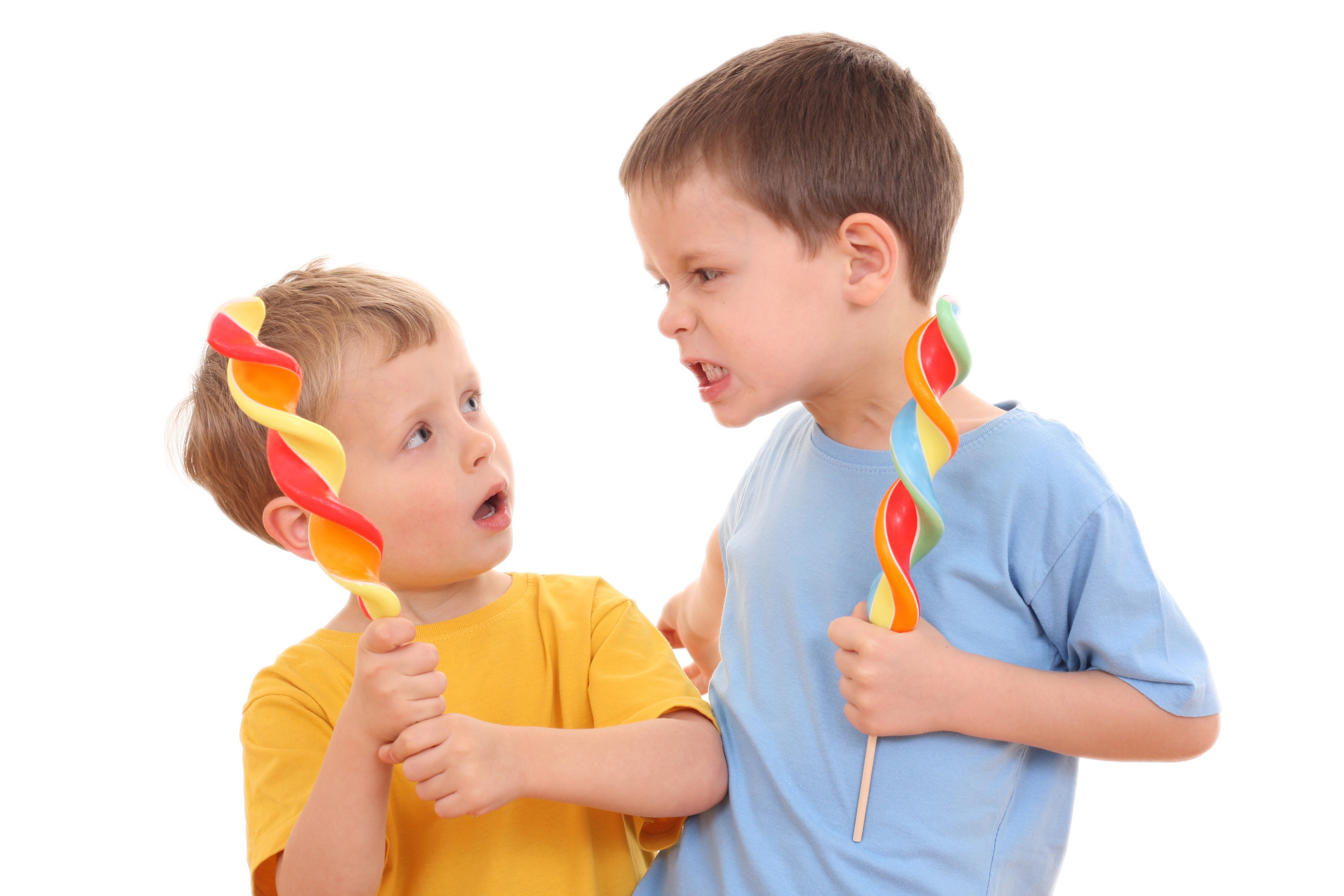 Почему ребенок дерется? Детская агрессия