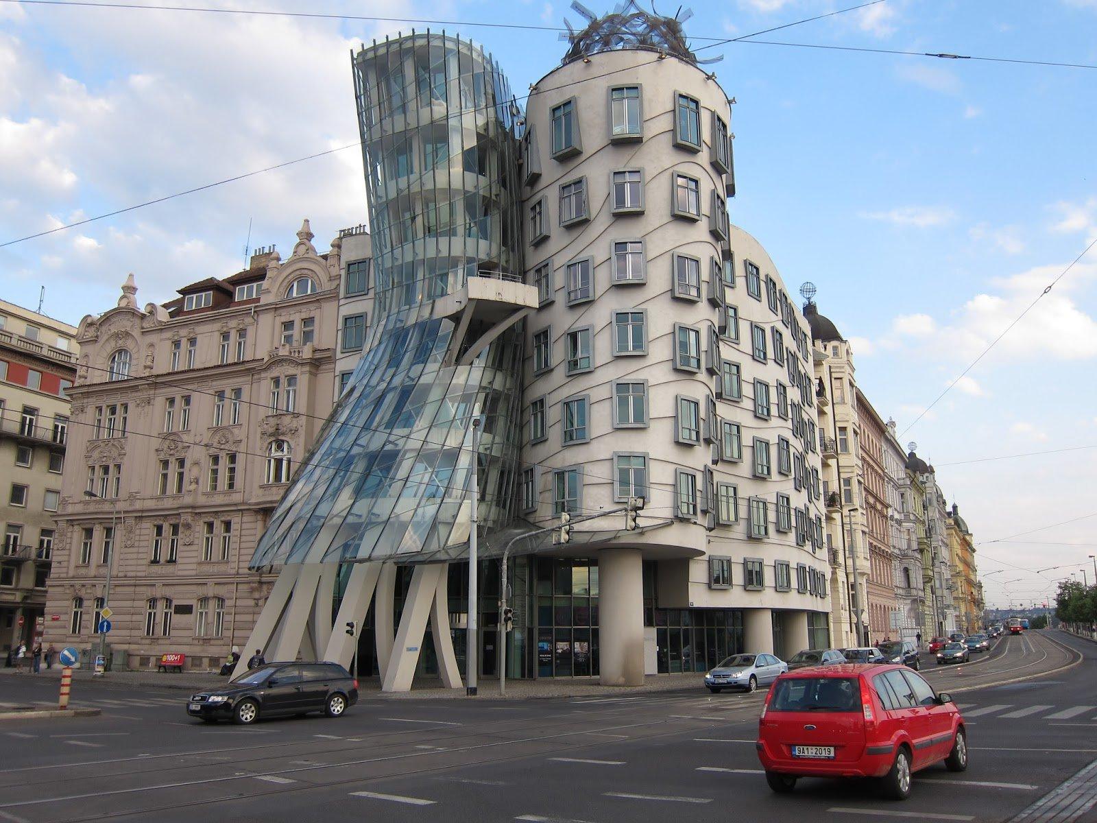 Прага - древнейший город Центральной Европы