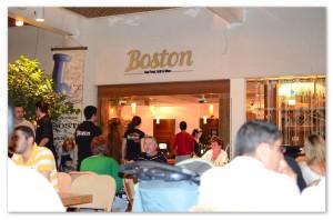 Ресторан «Boston» в Эйлате