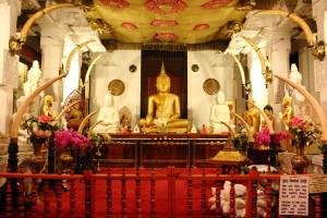 Священный зуб Будды