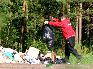 Вывоз мусора из Подмосковья