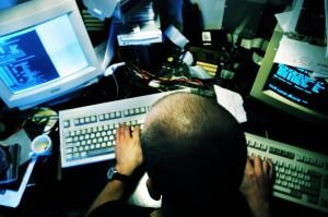 Зарождение хакерства
