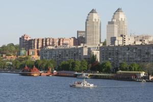 Днепропетровск – город на Днепре