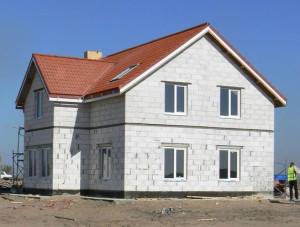 Экономичное строительство домов из газобетона