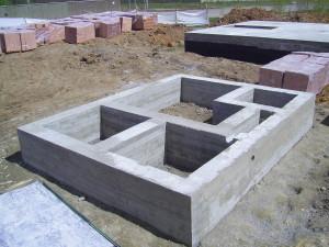 Фундамент и свойства бетона