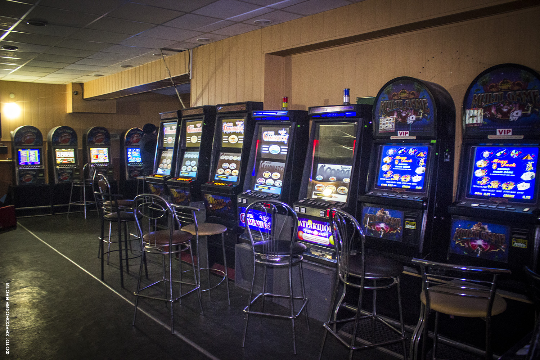 Игровой автомат: из прошлого в настоящее