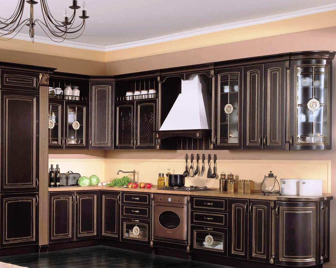 Какие фасады для кухни лучше выбрать