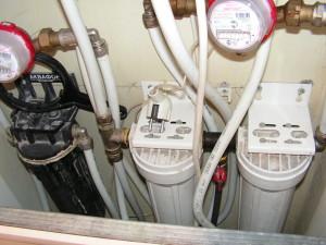 Кое-что о фильтрах для очистки воды