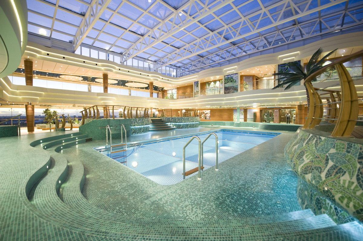 Кондиционирование и вентиляция бассейнов