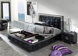 """Кровать с """"двойным дном"""""""