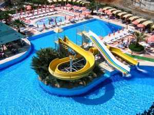 Летний отдых в... Турции