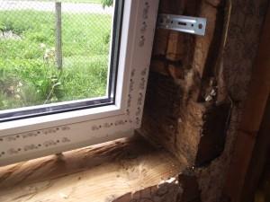 Любой ремонт начинать стоит с замены окон