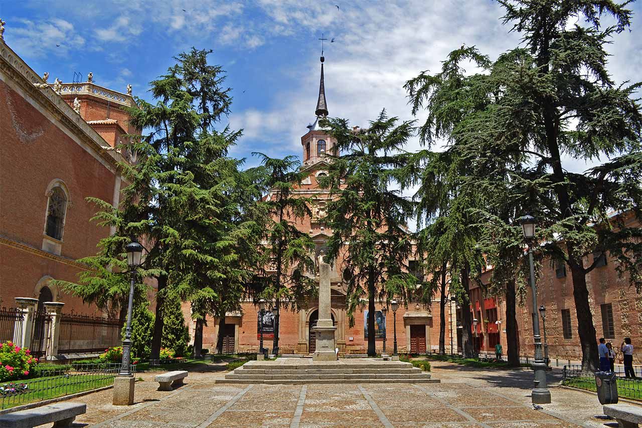 Монастырь Святого Бернарда в Мадриде
