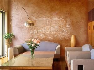 Некоторые современные отделочные материалы для стен и их выбор
