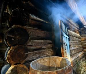 Обустройство теплоизоляции бани