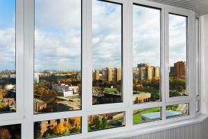 Окна пвх остекление балконов