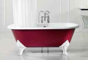 Особенности чугунной ванны
