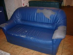 Профессиональный ремонт диванов