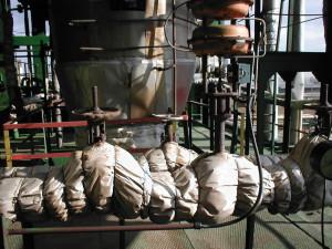 Производство и использование термочехлов для трубопроводов
