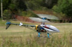 Радиоуправляемые вертолёты, их характеристики