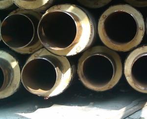 Разные изоляционные материалы для труб