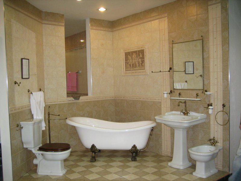 Ремонт. Отделка ванной комнаты